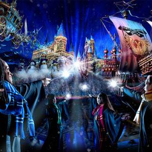 USJ大魔法祭!ウィザーディングワールドオブハリーポッター
